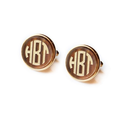 Acrylic_monogram_cuff_links-tiger_s_eye_grande